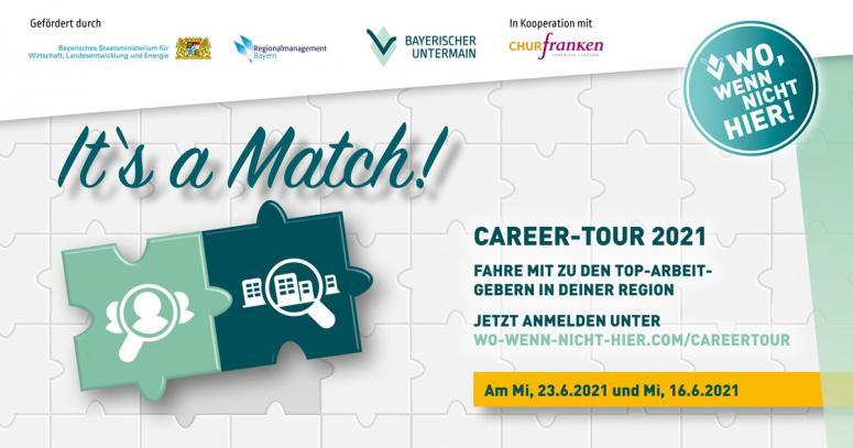 Career Tour Bustour